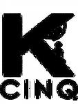 K-CINQ  Logo - Entry #179