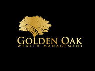 Golden Oak Wealth Management Logo - Entry #22