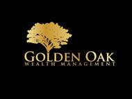 Golden Oak Wealth Management Logo - Entry #22
