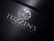 Tuzzins Beach Logo - Entry #16