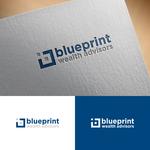 Blueprint Wealth Advisors Logo - Entry #430