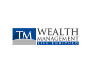 T.M. Wealth Management Logo - Entry #168