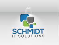 Schmidt IT Solutions Logo - Entry #107