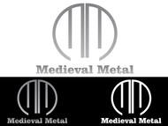 Medieval Metal Logo - Entry #108