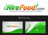 iHireFood.com Logo - Entry #108