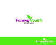Forever Health Studio's Logo - Entry #9
