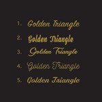 Golden Triangle Limited Logo - Entry #82