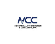 Mechanical Construction & Consulting, Inc. Logo - Entry #77