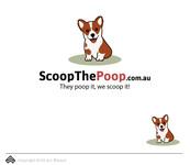 ScoopThePoop.com.au Logo - Entry #84