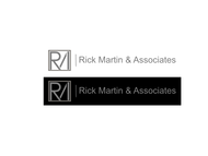 Rick Martin & Associates Logo - Entry #57
