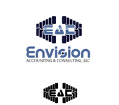 Envision Accounting & Consulting, LLC Logo - Entry #105