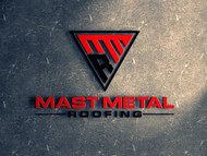 Mast Metal Roofing Logo - Entry #196