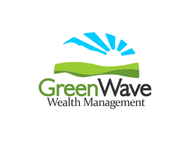 Green Wave Wealth Management Logo - Entry #448