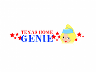Texas Home Genie Logo - Entry #54