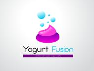 Self-Serve Frozen Yogurt Logo - Entry #76