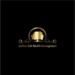 Golden Oak Wealth Management Logo - Entry #209
