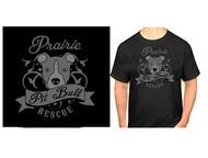 Prairie Pit Bull Rescue Logo - Entry #12