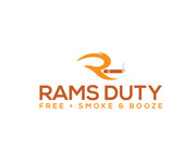 Rams Duty Free + Smoke & Booze Logo - Entry #208