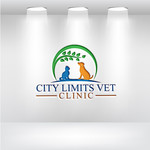 City Limits Vet Clinic Logo - Entry #65