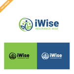 iWise Logo - Entry #432