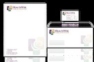 Business Card, Letterhead & Envelope Logo - Entry #9