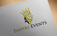 Empire Events Logo - Entry #46