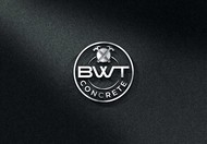 BWT Concrete Logo - Entry #355