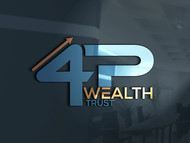 4P Wealth Trust Logo - Entry #38