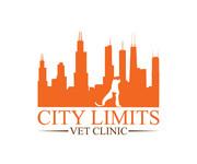 City Limits Vet Clinic Logo - Entry #175