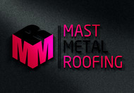 Mast Metal Roofing Logo - Entry #314