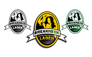 Breakneck Lager Logo - Entry #58
