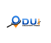 DUI Checkpoint Finder Logo - Entry #72
