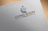 Living Room Travels Logo - Entry #51