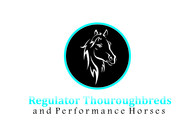 Regulator Thouroughbreds and Performance Horses  Logo - Entry #8