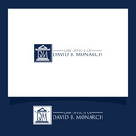 Law Offices of David R. Monarch Logo - Entry #234