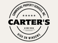 Carter's Commercial Property Services, Inc. Logo - Entry #88