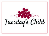 Tuesday's Child Logo - Entry #19