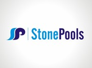 Stone Pools Logo - Entry #153