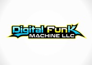 Digital Funk Machine LLC Logo - Entry #23