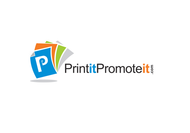 PrintItPromoteIt.com Logo - Entry #126
