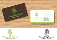 Logo & business card - Entry #63