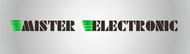 Mister Electronic Logo - Entry #7