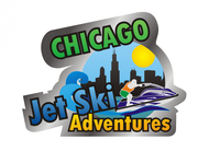 Chicago Jet Ski Adventures Logo - Entry #13