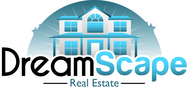 DreamScape Real Estate Logo - Entry #26
