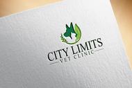 City Limits Vet Clinic Logo - Entry #15