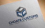 Choate Customs Logo - Entry #3
