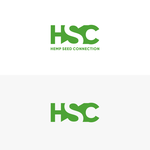 Hemp Seed Connection (HSC) Logo - Entry #212