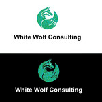 White Wolf Consulting (optional LLC) Logo - Entry #209