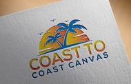 coast to coast canvas Logo - Entry #34