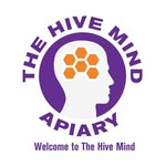 The Hive Mind Apiary Logo - Entry #153